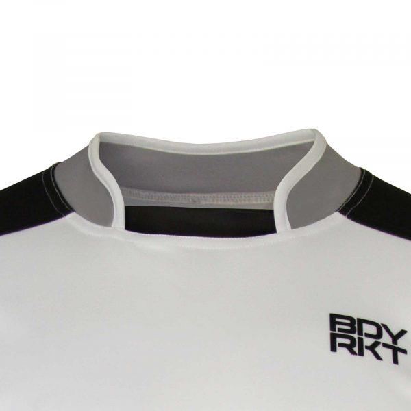 Bdyrkt Agiltiy Rugby Jersey Collar