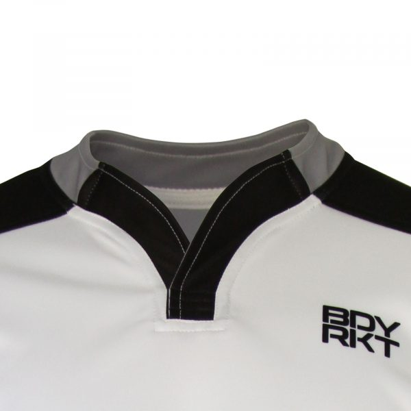 Bdyrkt Slipstream Rugby Jersey Collar